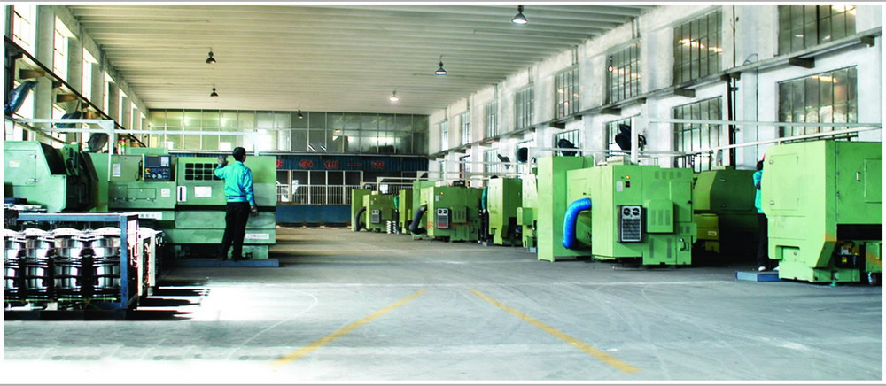 Processing production line