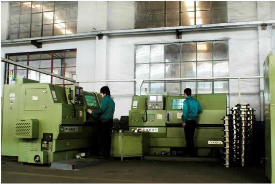 Cloud machine CNC lathe